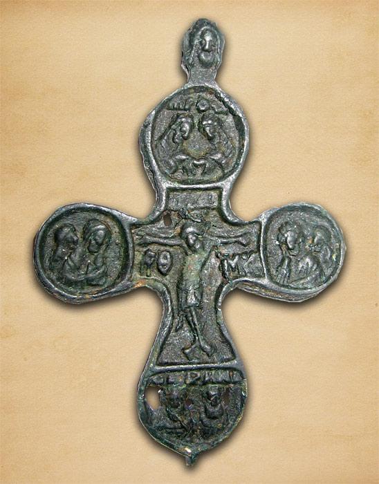 Зов предков - кресты.